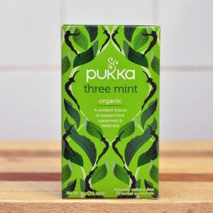 PUKKA Three Mint Tea Tea – 20 Bags