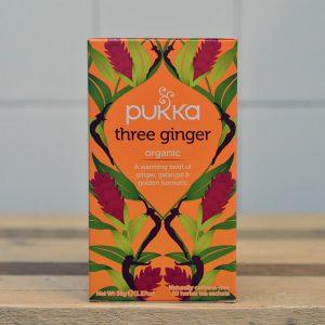 PUKKA Three Ginger Tea – 20 Bags