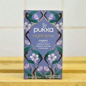 PUKKA Night Time Tea – 20 Bags