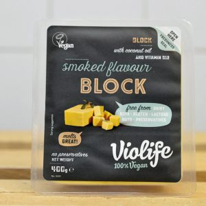 Violife Vegan Smoked Block Cheese – 400g