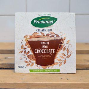 PROVAMEL Organic Chocolate Desert – 4 Pack