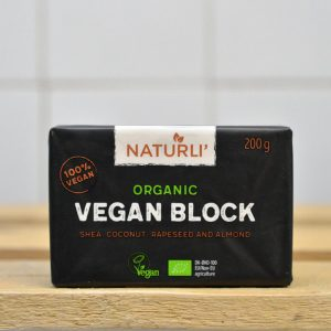 Naturli Vegan Block Butter – 200g