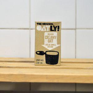 Oatly Organic Cream – 250ml