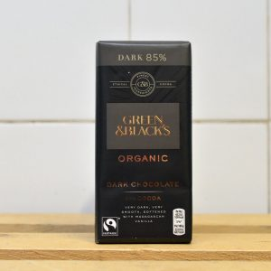 Green & Blacks 85% Dark Chocolate – 90g