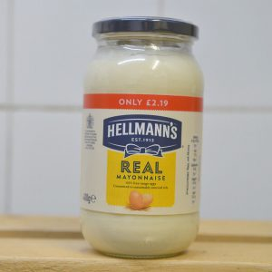 Hellmanns Real Mayonaise – 400g