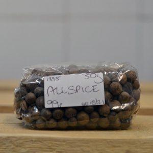 Zeds Whole Pimento / Allspice