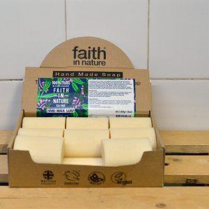 Faith Tea Tree Loose Soap – 100g