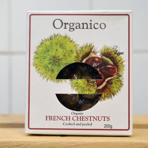 Organico French Chestnuts – 200g