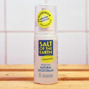 Salt Of The Earth Spray Deodorant – 100ml