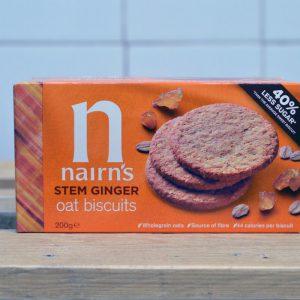 Nairns Ginger Oatcake – 200g