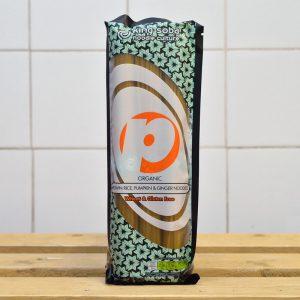 King Soba GF Pumpkin Ginger Brown Rice Noodles – 250g
