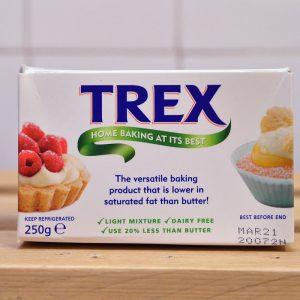 Trex Vegan Cooking Fat – 250g