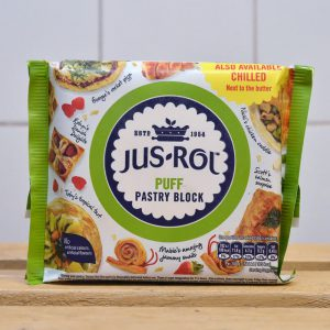 JUS-ROL Frozen Puff Pastry – 500g