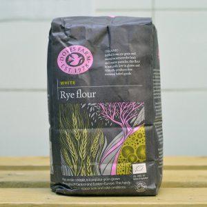 Doves Rye White Flour – 1kg