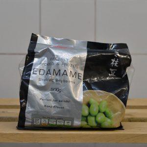 EDAMAME Shelled Soya Frozen Beans – 500g