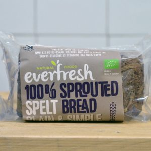 Everfresh Spelt Sprouted Bread – 400g