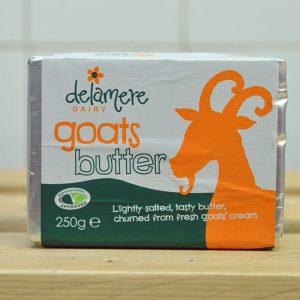 Delamere Goats Butter – 250g