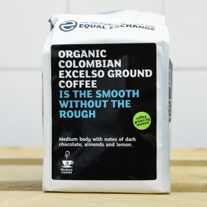 Equal EX (3) Ground Colombian Coffee – 227g