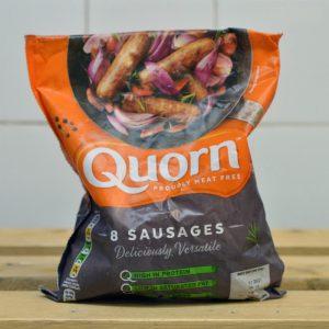 QUORN Frozen Sausages – 8 sausages