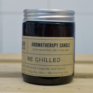AW Aromatherapy Candle Be Chilled – Lavender/Fennel