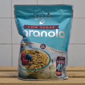 Lizi Large Low Sugar Granola – 1kg