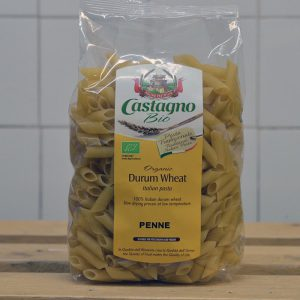 Castagno Durum Wheat Penne – 500g