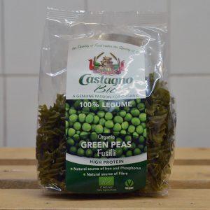 Castagno Green Pea Fusilli Pasta – 500g