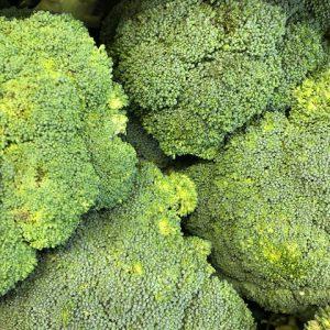 20% OFF-Zeds Organic Broccoli – 2 Small/1 medium Head
