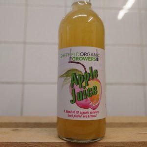 Sheffield Organic Growers Apple Juice – 75Cl