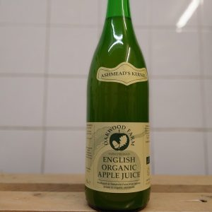 Oakwood Organic Apple Juice (Ashmead's Kernel) – 1L
