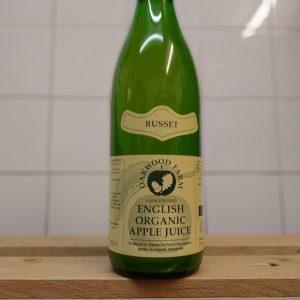 Oakwood Organic Apple Juice (Russet) – 1L