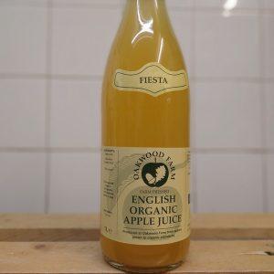 Oakwood Organic Apple Juice (Fiesta) – 1L