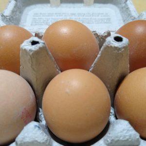 Zeds Free Range Medium Eggs – 6 Pack