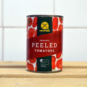 10% OFF- Locavore Organic Peeled Tomatoes