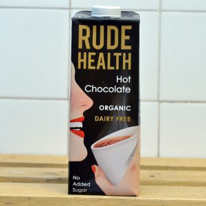 25% OFF – Rude Health Organic Dairy Free Hot Chocolate