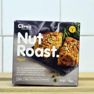 Clives Nut Roast – 280g