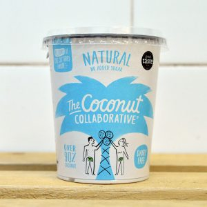 Coconut Collab Live Natural Yoghurt – 350g