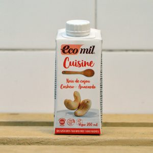 ECO-MIL Cashew Cream – 200ml