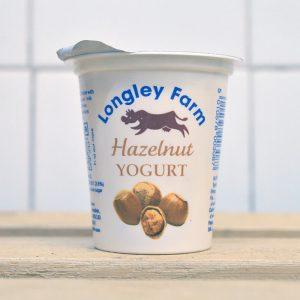 Longley Farm Mini Yoghurt (Hazelnut) – 150g