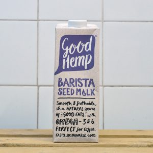 Good Hemp Barista Milk – 1l