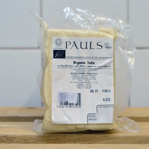 Paul's Organic Firm Tofu – 220g