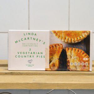 Linda McCartney's Vegetarian Country Pie – 2 Pack