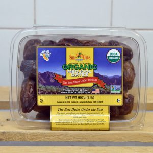 Organic Medjool Dates – 907g