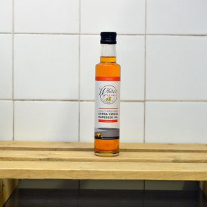 Whites Chilli Infused Rapeseed Oil – 250ml