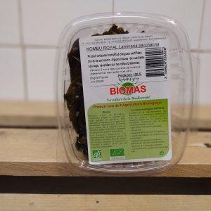 Fresh Organic Seaweed Punnet (Royal Kombu) – 100g (France)