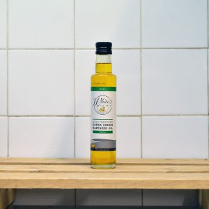 Whites Basil Infused Rapeseed Oil – 250ml