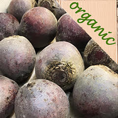 Zeds Organic Beetroot – Approx 450g