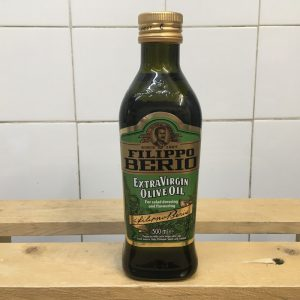 Fillippo Berio Extra Virgin Olive Oil – 500ml
