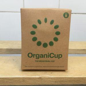 Organicup Size B Menstrual Cup