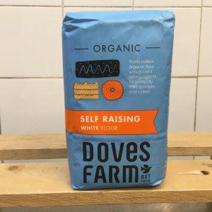 Doves Self Raising White Flour – 1kg
